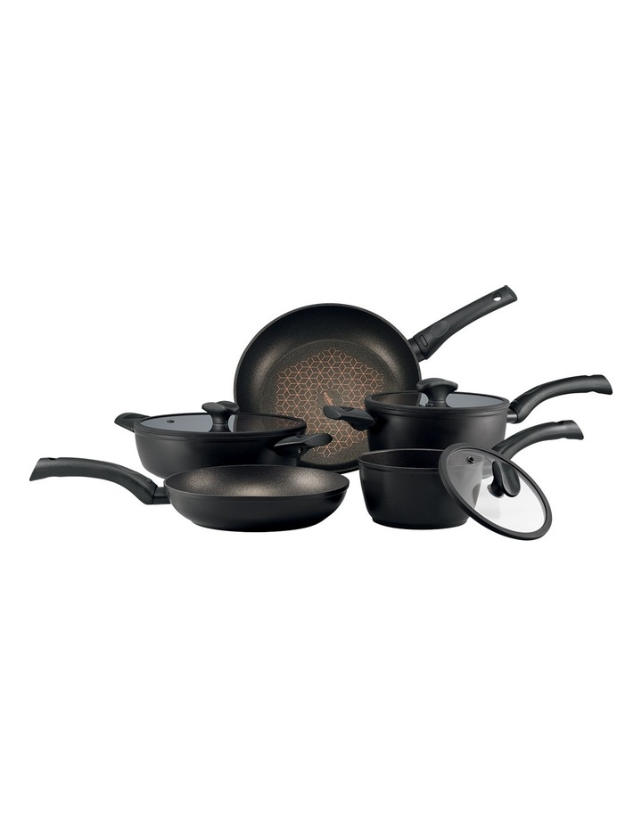 Per Salute 5piece Cookware Set image 1