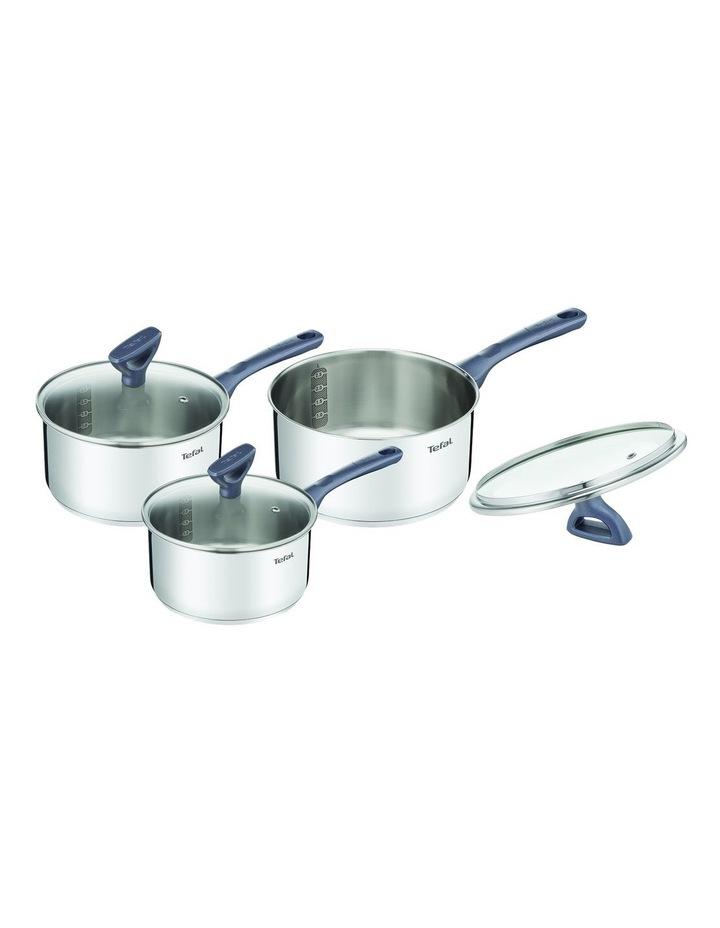 Daily Cook SS 3pc saucepan set (16cm / 18cm / 20 cm) image 2