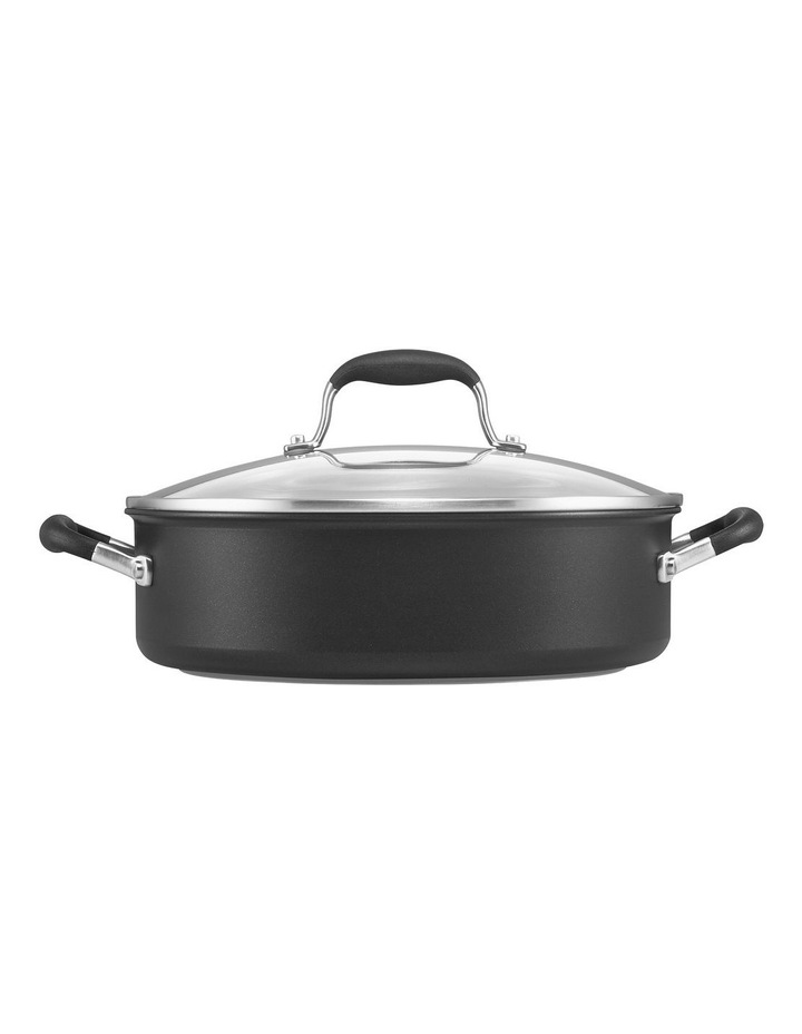Advanced  28cm Covered Sauteuse & 22cm Open French Skillet image 1