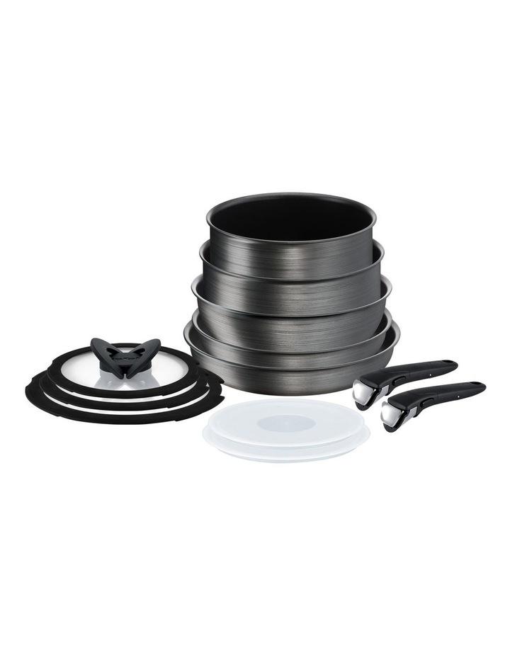 Ingenio Titanium Fusion Non-stick Induction 12-pc Cookware Set image 1