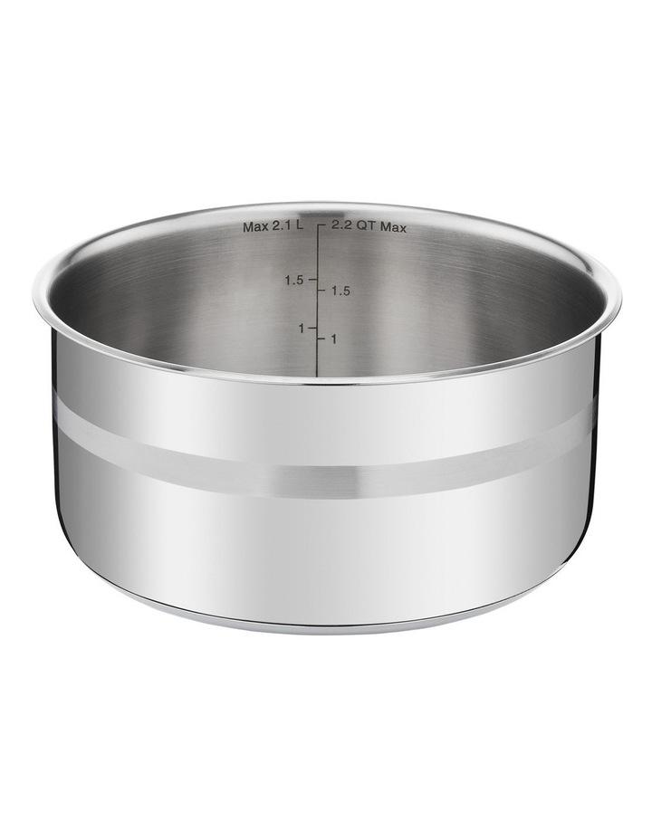 Ingenio Induction Stainless Steel Induction 3pc Pot Set image 3