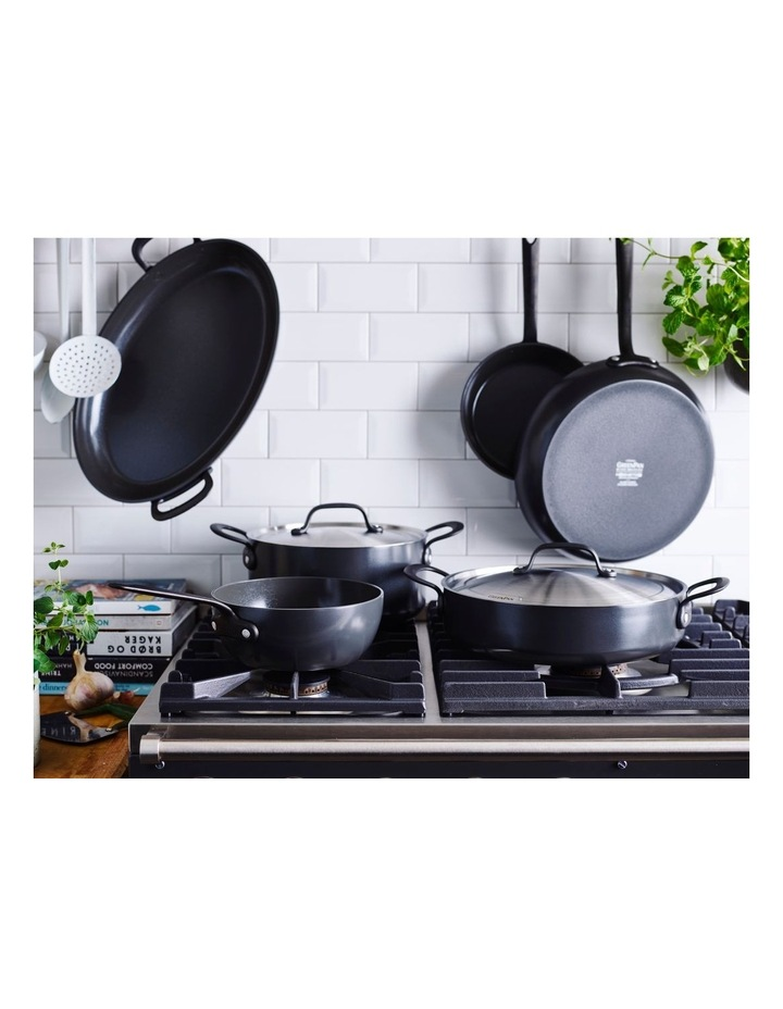 Craft 4pc Set - 18/20cm saucepan, 24cm casserole, frypan 28cm image 4