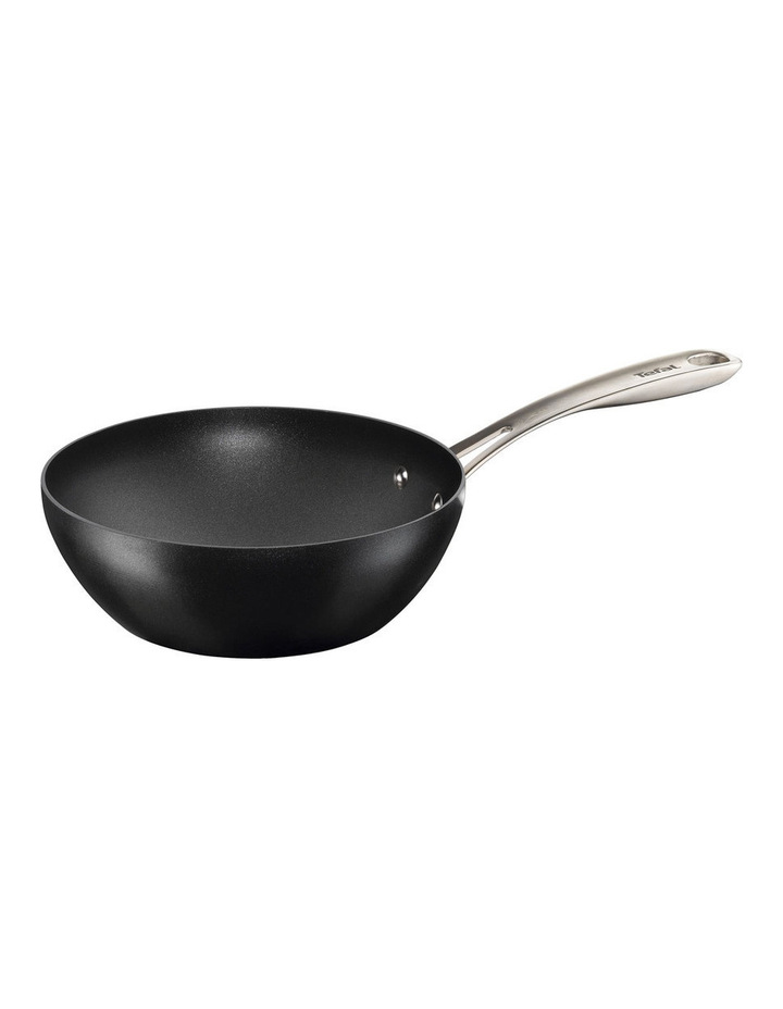 Pro Selection 28cm Non-Stick Stirfry: Made in France image 1