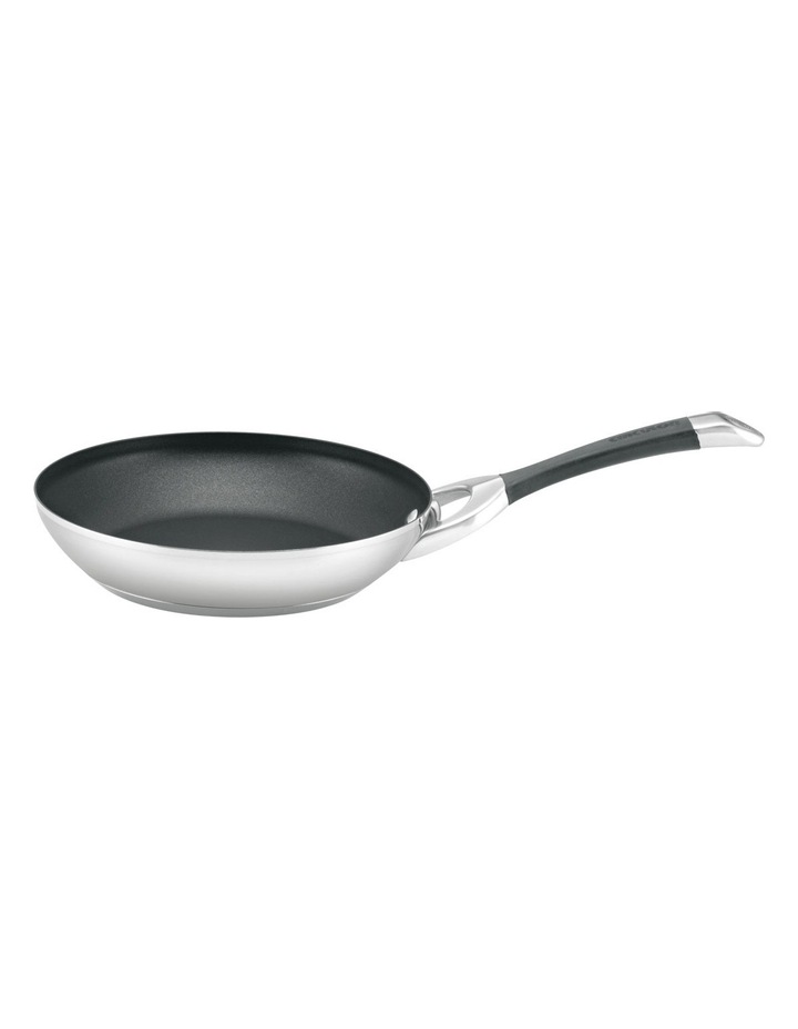 Symmetry Stainless Steel Non-Stick Frypan  24cm image 1