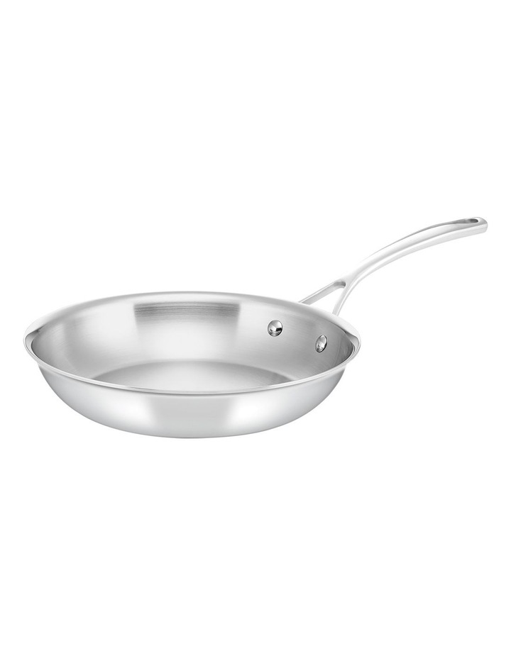 Per Sempre Stainless Steel 26cm Induction Open French Skillet image 1