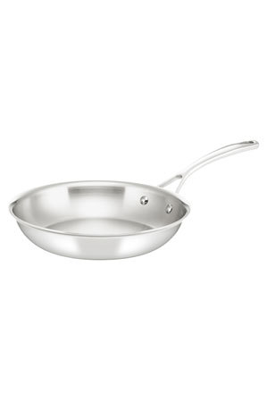 Essteele - Per Sempre Stainless Steel Clad 26cm Frypan: Made in Italy
