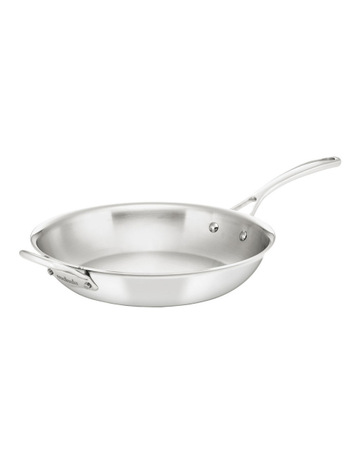 Essteele Per Sempre Stainless Steel Clad 30cm Frypan: Made in Italy