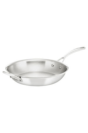 Essteele - Per Sempre Stainless Steel Clad 30cm Frypan: Made in Italy