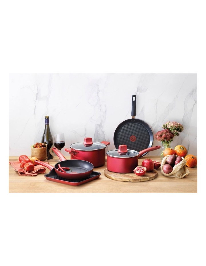 Character Red Induction Frypan 24cm image 4