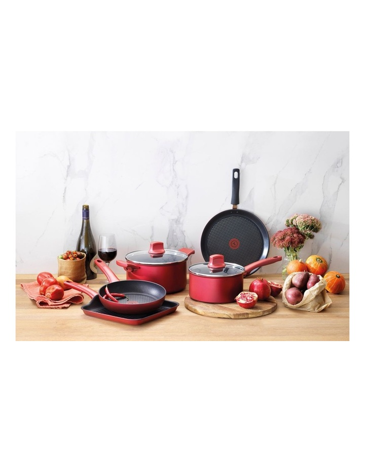Character Red Induction Frypan 28cm image 4