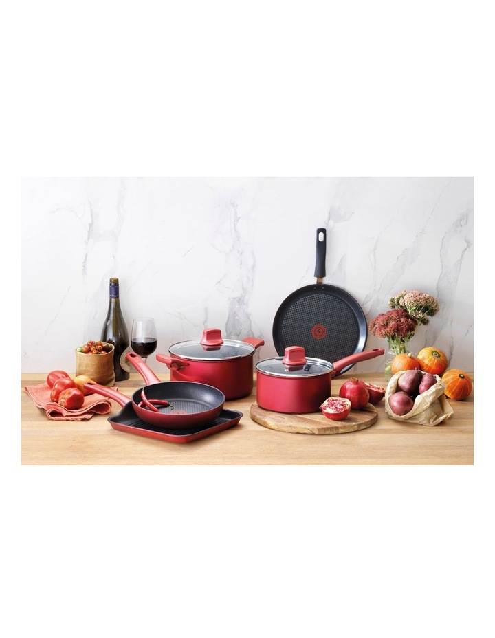 Character Red Induction Frypan 32cm image 4