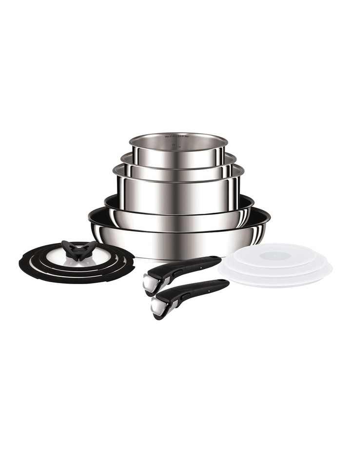 Ingenio Stainless Steel 13 Piece Cookware Set image 1