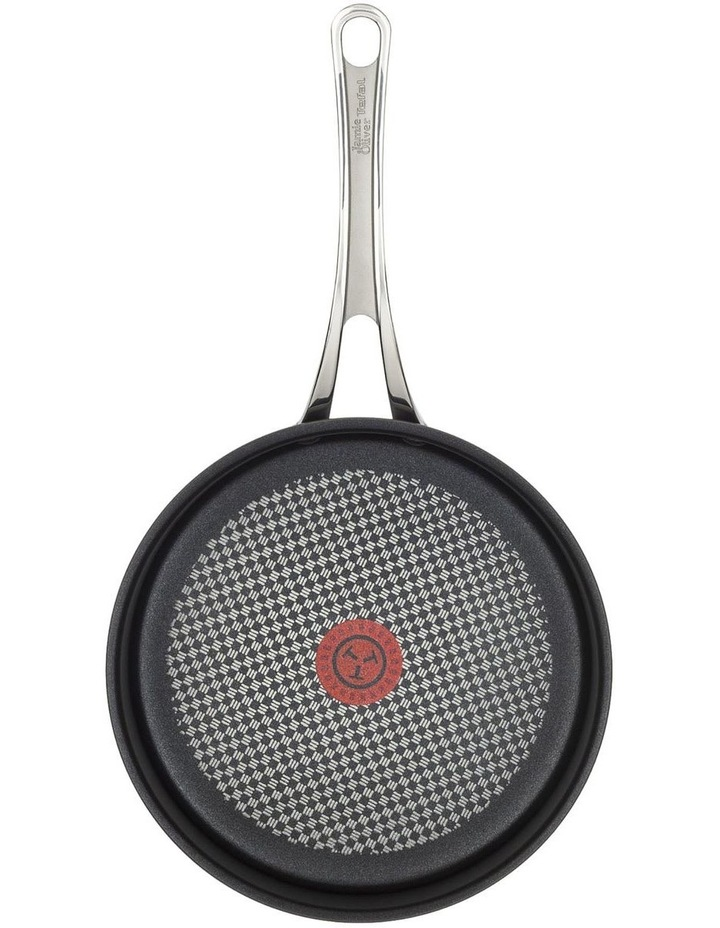 Premium Hard Anodised Non-Stick Induction Twin Pack Frypan - 24/28cm image 2