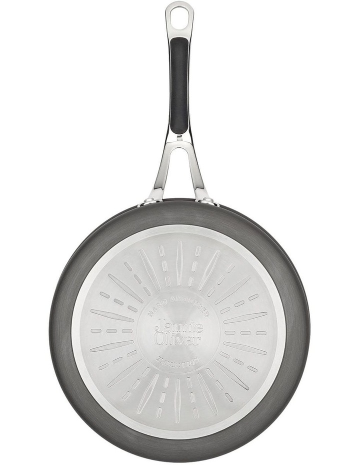 Premium Hard Anodised Non-Stick Induction Twin Pack Frypan - 24/28cm image 3