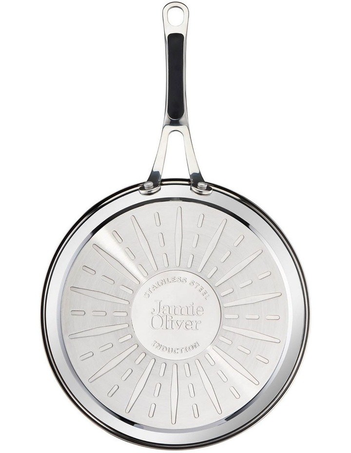 Premium Stainless Steel Non-Stick Induction Frypan 26cm image 3