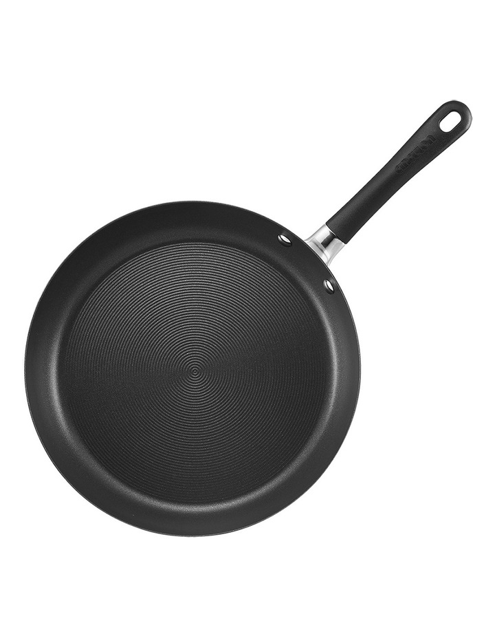 Ultimum Stainless Steel 20cm & 28cm non-stick frypan twin pack image 3