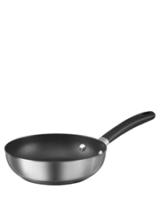 Circulon - Ultimum Stainless Steel 20cm & 28cm non-stick frypan twin pack