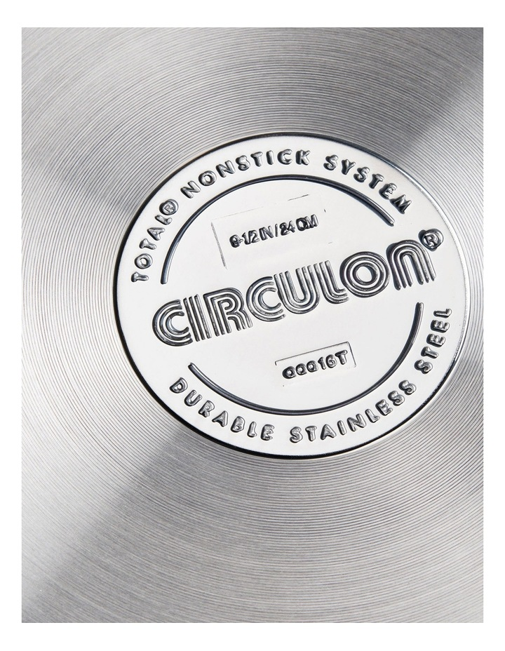 Ultimum stainless steel 24cm frypan image 4