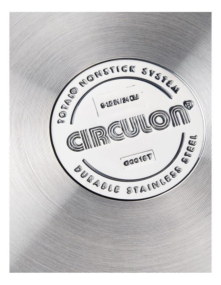 Ultimum stainless steel 30cm frypan image 4