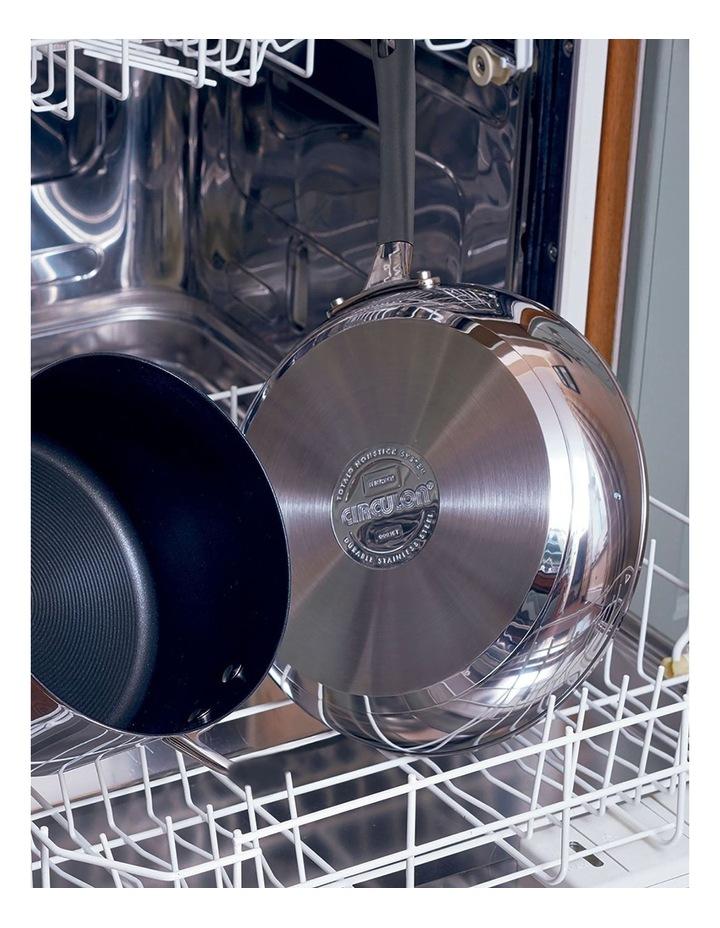Ultimum stainless steel 30cm frypan image 5
