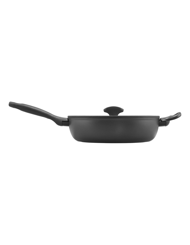 Per Domani 28cm Deep Covered Skillet with helper handle image 2