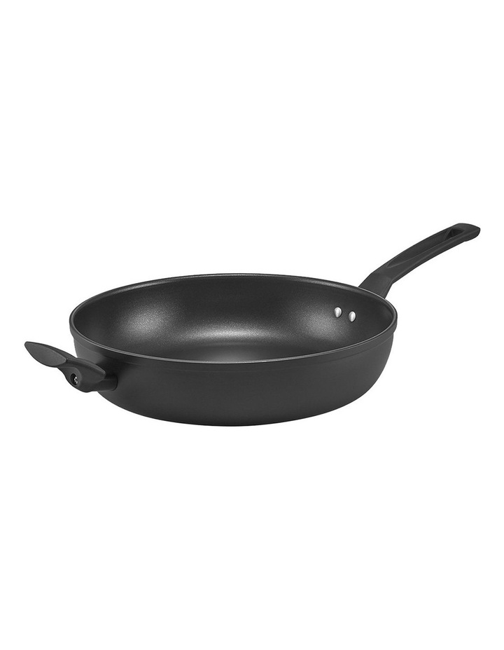 Midnight 30cm Open French Skillet with HH image 1