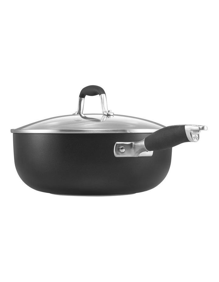 Advanced  Power Covered Chefs Pan With Helper Handle 28cm/5.7L image 3