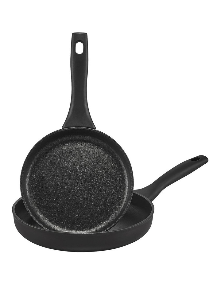 Per Domani 20/26cm Open French Skillet Twin Pack image 2