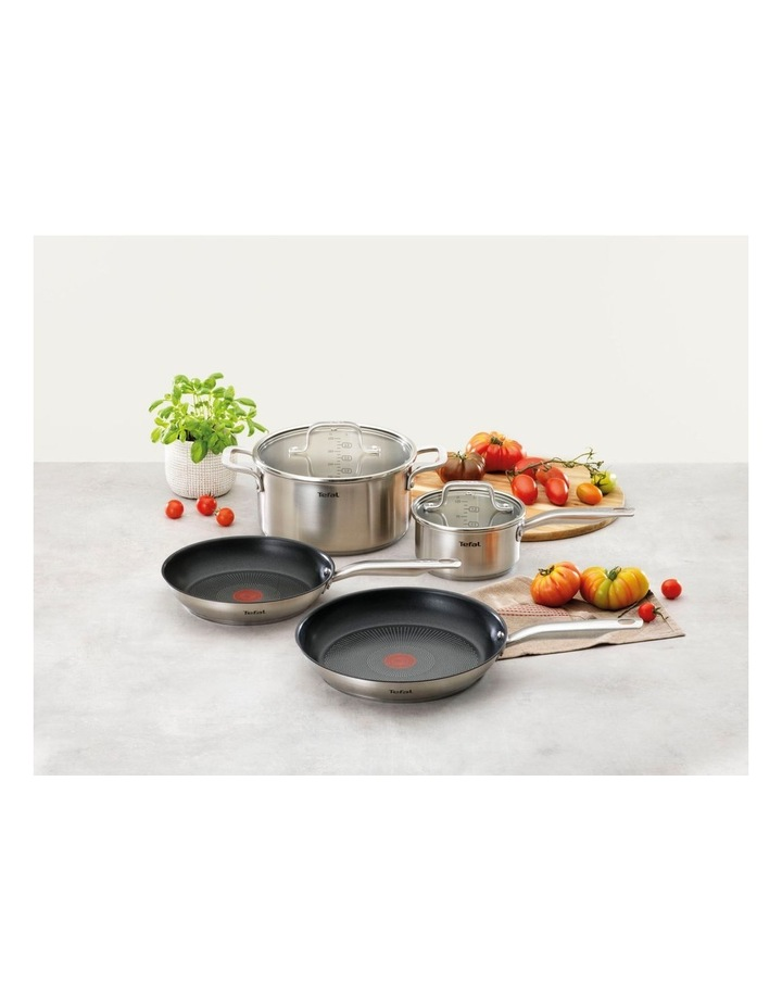 Virtuoso Induction Stainless Steel Frypan 28cm image 3