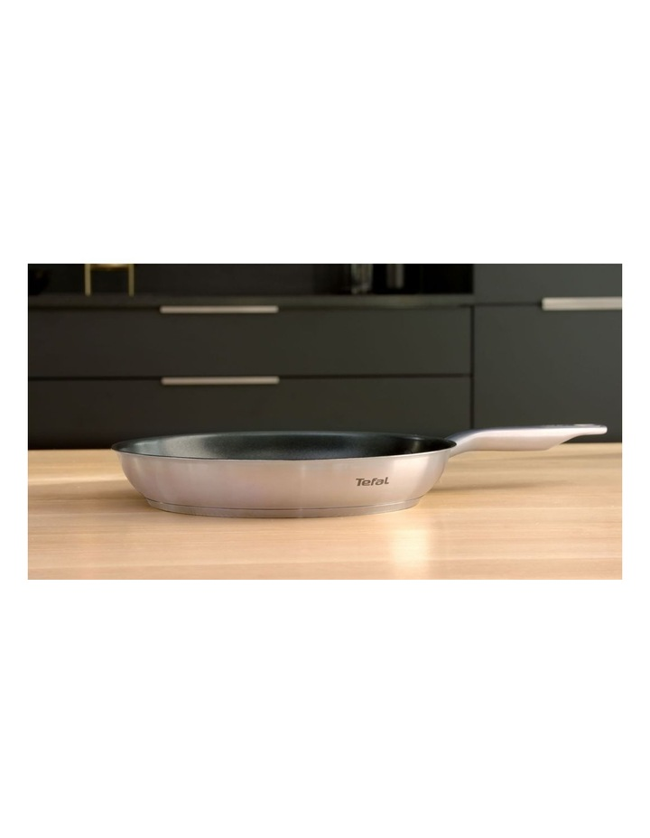 Virtuoso Induction Stainless Steel Frypan 28cm image 6