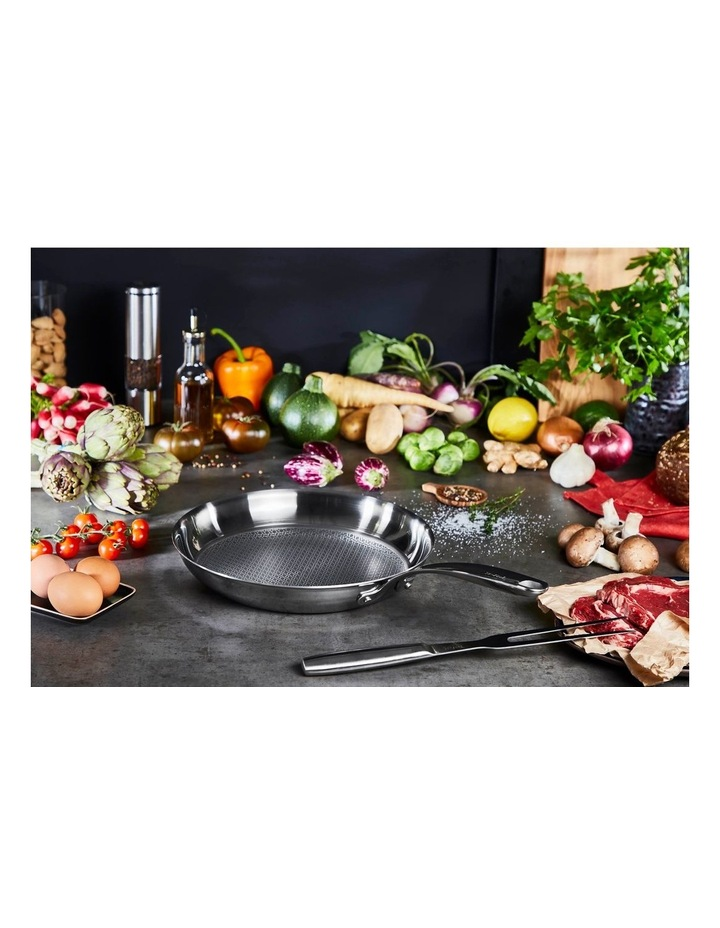Eternal Stainless Steel Induction Frypan 24cm image 2