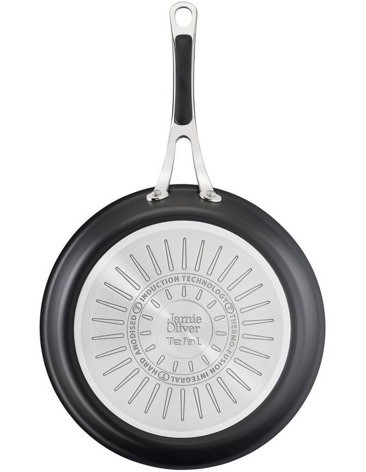 Cooks Classic Hard Anodised Induction Frypan 24cm image 5