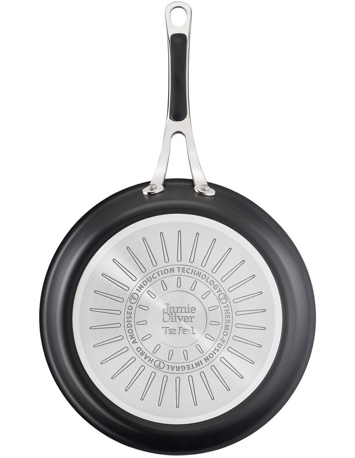 Cooks Classic Hard Anodised Induction Frypan Twin Pack 24/28cm image 6