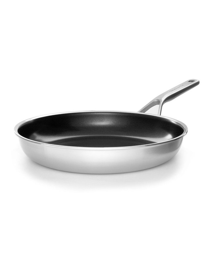 Multi-Ply Stainless Steel Coated Frypan 24cm image 1