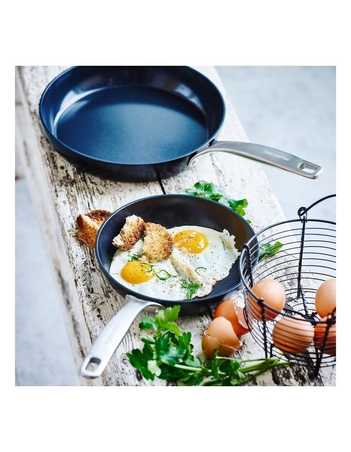 Copenhagen 28cm Open Frypan in Black image 5