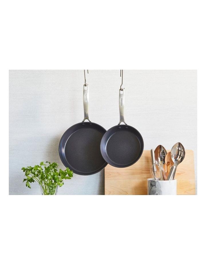 Copenhagen 28cm Open Frypan in Black image 6