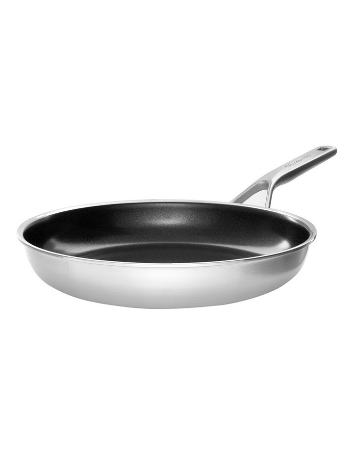 Multi-Ply Stainless Steel Coated Frypan 20cm image 1