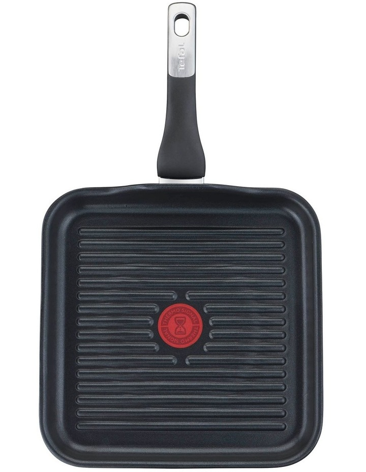 Unlimited Non-Stick Induction Grill Pan 26cm x26cm image 2