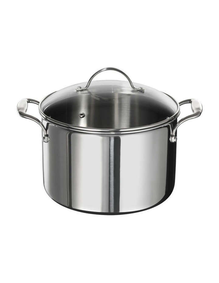 Heritage Triply Stainless Steel 24cm/7L Stewpot image 1
