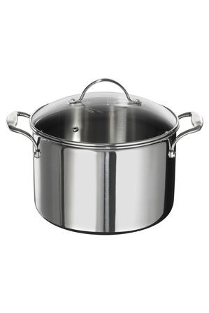 Tefal - Heritage Triply Stainless Steel 24cm/7L Stewpot