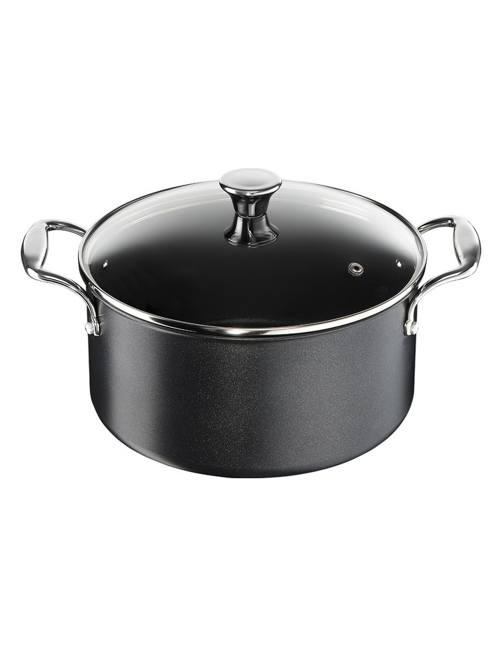 Heritage 24cm Non-Stick Stewpot: Made in France image 1