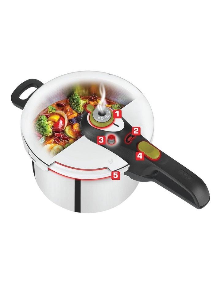 Secure NEO 5 Pressure Cooker 8L image 4
