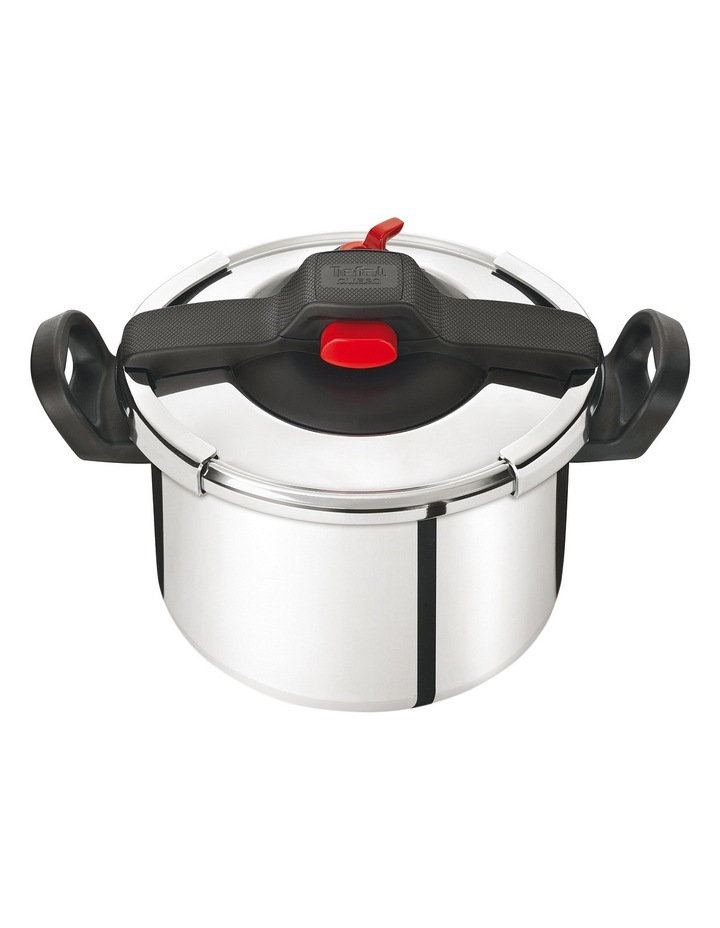 Clipso Stovetop Pressure Cooker: Made in France image 1