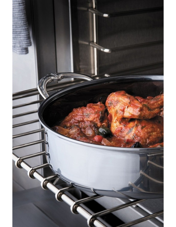 Nanobond Covered Stockpot, 26cm/7.6L: Made in Italy image 4
