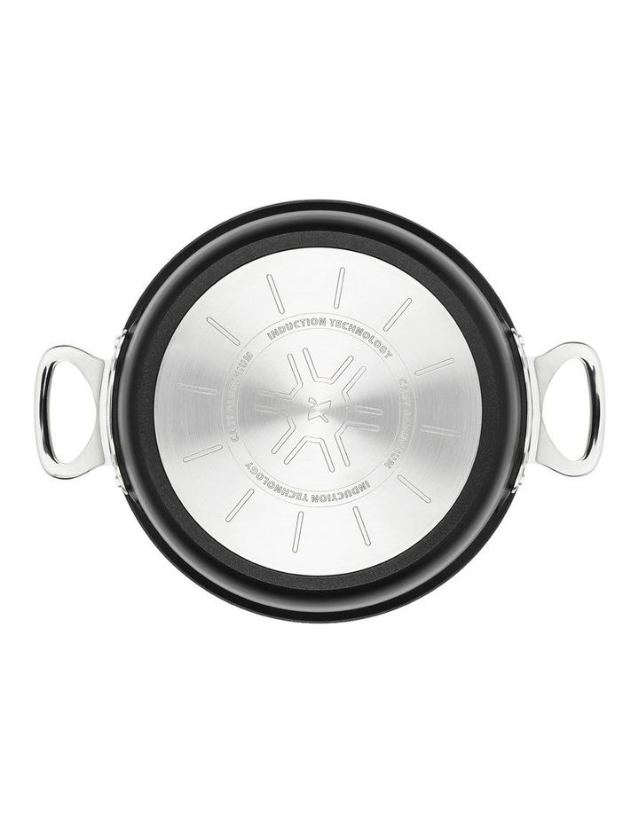 Experience Cast Aluminium Ceramic Coated Stew Pot with Condensation Lid  26cm image 4