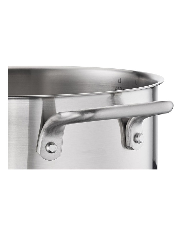 Virtuoso Stainless Steel Induction Stewpot w/ Lid 20cm image 3