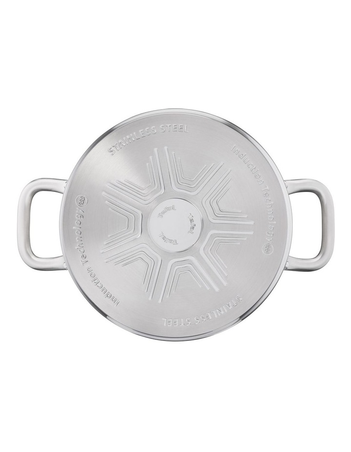 Virtuoso Stainless Steel Induction Stewpot w/ Lid 20cm image 4