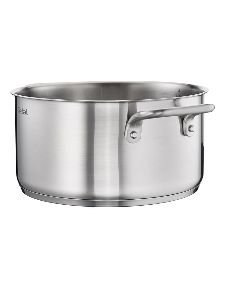 Virtuoso Stainless Steel Induction Stewpot w/ Lid 24cm image 2