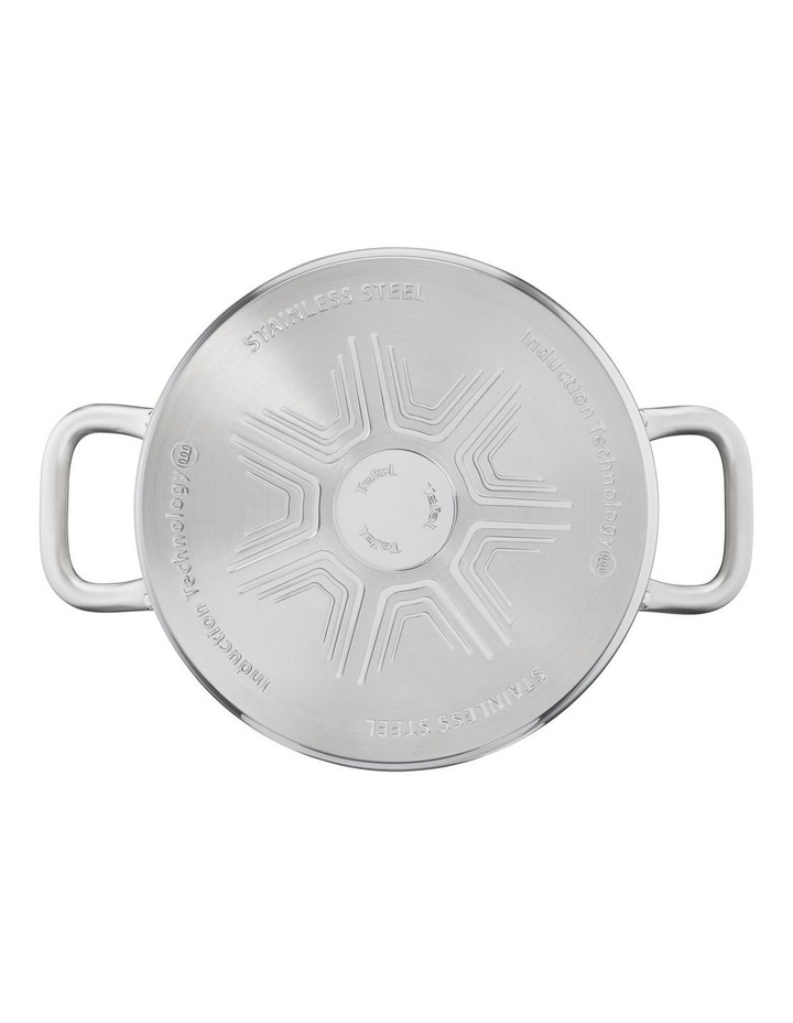 Virtuoso Stainless Steel Induction Stewpot 20cm/3L   Lid image 2