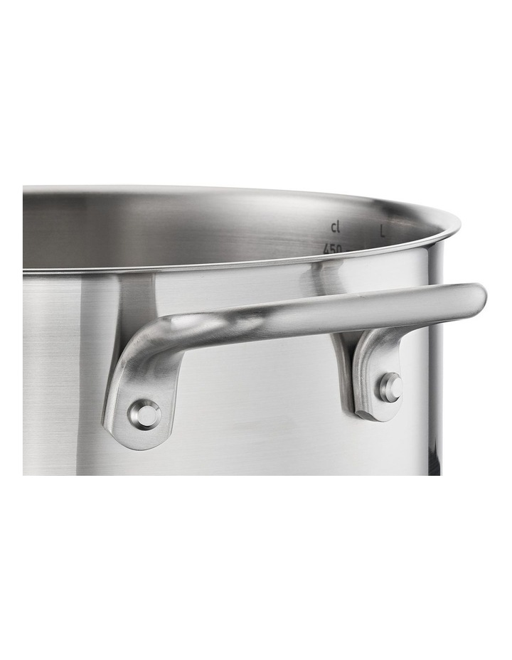 Virtuoso Stainless Steel Induction Stewpot 20cm/3L   Lid image 3
